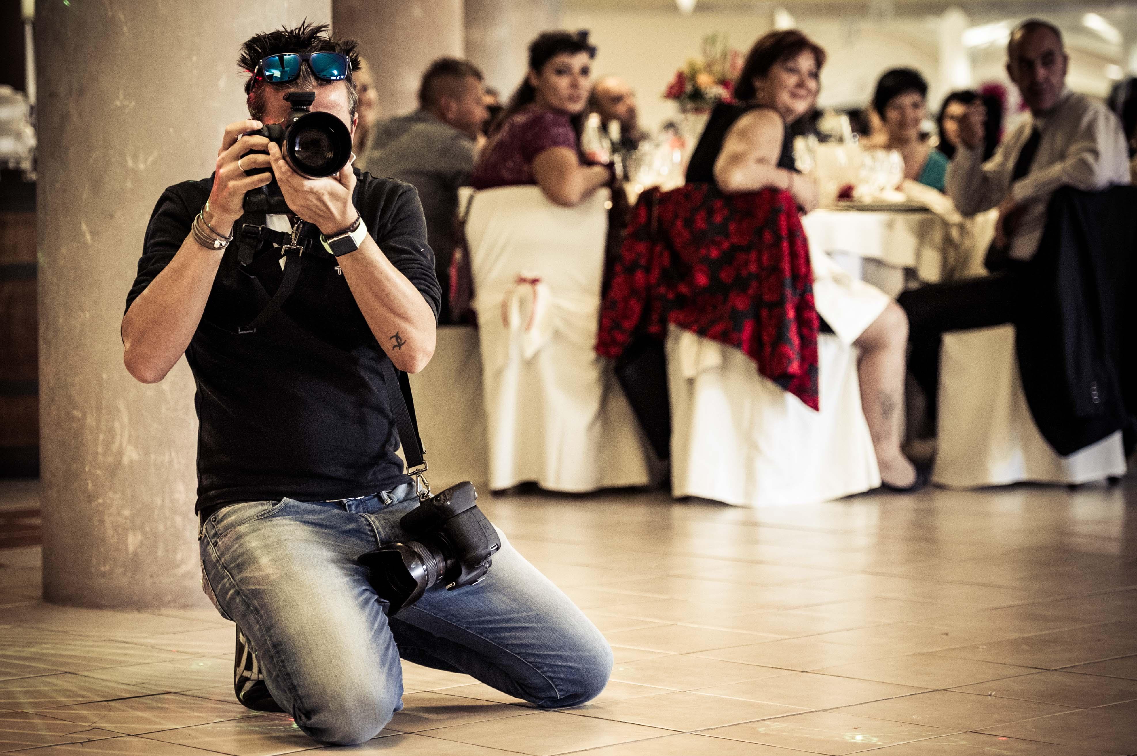 Fotografo per Matrimonio